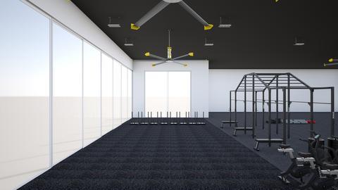 crossfit Gym - by rogue_fecc94af63468c7008256d03fc2e8