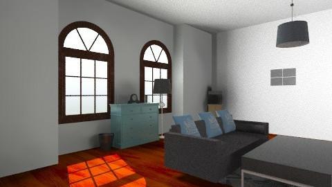 Modern vintage - Vintage - Living room  - by CurtisSmith