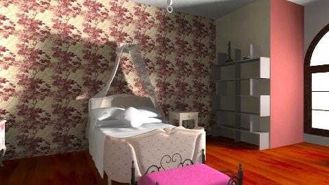 cgjfcgjfjgyk - Vintage - Bedroom  - by Jelena Djurisic