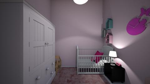 larrys - Feminine - Kids room  - by Littlestars