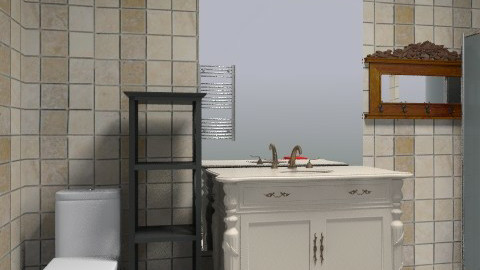 vanna - Minimal - Bathroom  - by gulnaratr