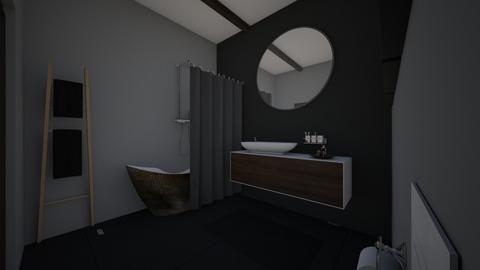 Bath - Modern - Bathroom  - by aaurija5
