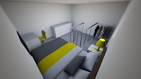 Caia Loft Room 3 - Bedroom - by marksenior
