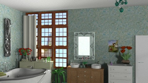 Bathroom - Eclectic - Bathroom  - by health
