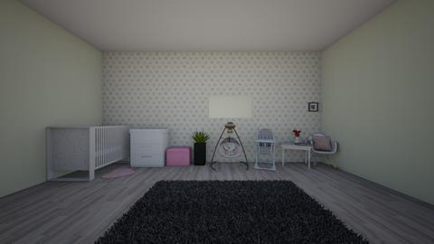 baby girls room - Kids room - by emilyz