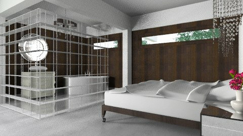 MonoWood - Minimal - Bedroom  - by 3rdfloor