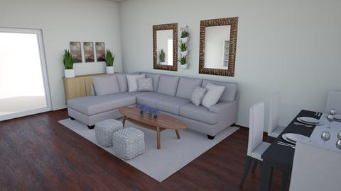 LS for Angelica and Jon - Living room  - by TheDutchDesigner