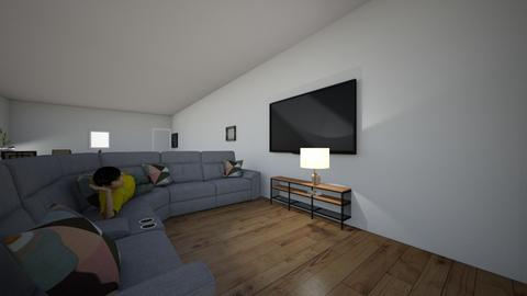 Boom  - Modern - Living room  - by evansga