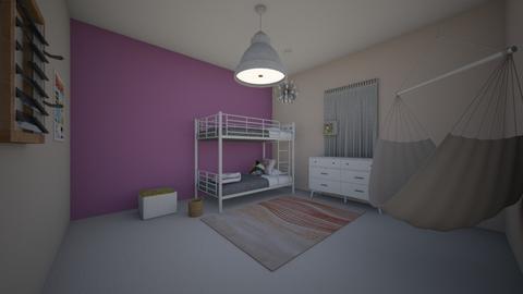 New Room  - Bedroom  - by RGOSCH8