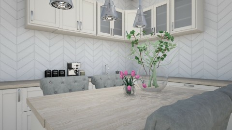 kit - Eclectic - Kitchen  - by SZdesing