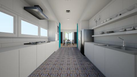 vintage kitchen - by CeliGP