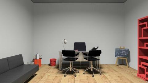 escritorio - by Isabelle Araujo