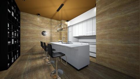 Kitchen - Kitchen - by Hanulka 1