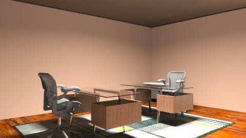 Atherton Home Office - Classic - Office  - by nkrest