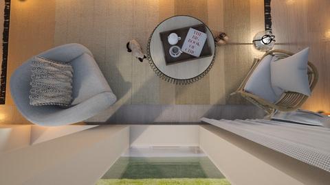 SAPHI - Living room  - by C O Z Z A B