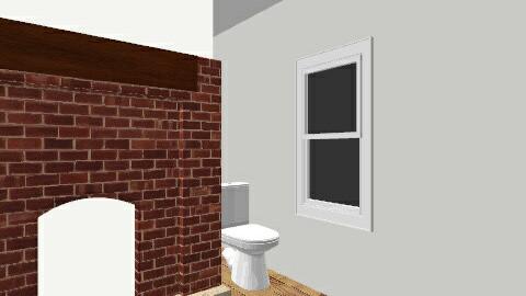 guest house - Vintage - Bathroom - by jess_wilkinsonslovich