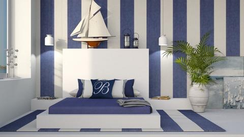 528 - Modern - Bedroom  - by Claudia Correia