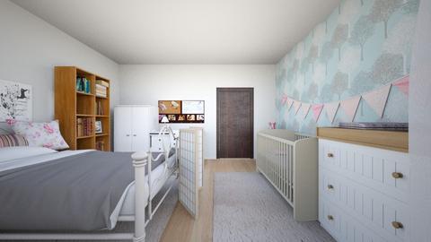 Bella es babaszoba - Kids room  - by nemethviktoria