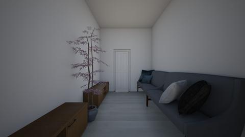 Receiver - Vintage - Living room  - by Agamanta
