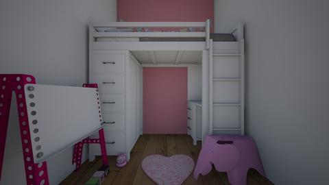 Pink Kid Room - Modern - Kids room  - by len1924