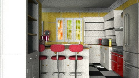 Argyl house kitchen - Eclectic - Kitchen  - by alleypea