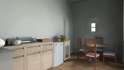 kitchen room - Modern - Kitchen - by sydneysky