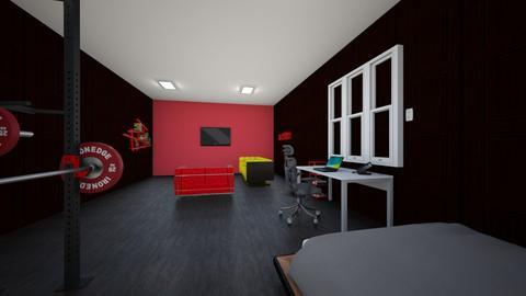 Mikov Room - Modern - Bedroom  - by mikada