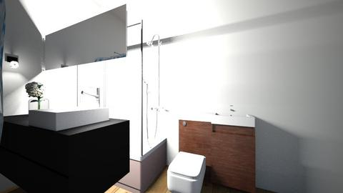 Dream home - Bathroom  - by akshadhaa2008