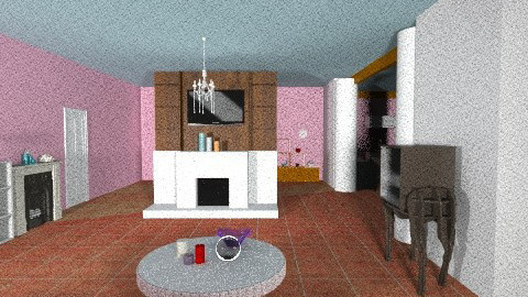 awesome house - Glamour - by anache