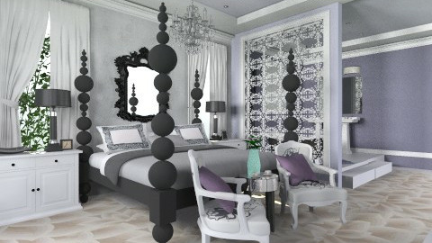 The Master Suite - Glamour - by yoohoohoo