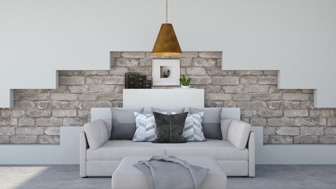 Living_REMIX - Modern - Living room  - by Aristar_bucks