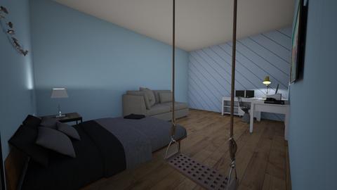 room - Bedroom  - by zerin239