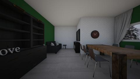 Simple living room - Living room  - by Noa Jones
