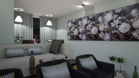 House Bar - Modern - by decordiva1
