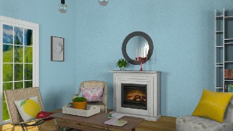 Chill Room - by brn2design