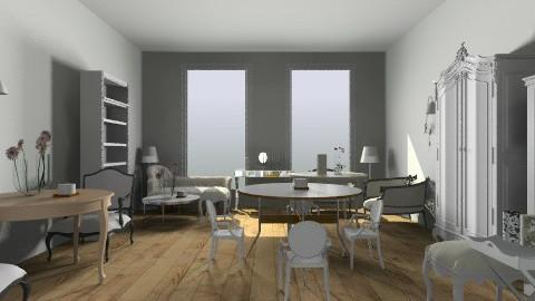 irena sophia - Vintage - Living room  - by brandnewrose
