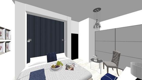 AGNIESZKA  GORA - Modern - Bedroom - by DERRYS
