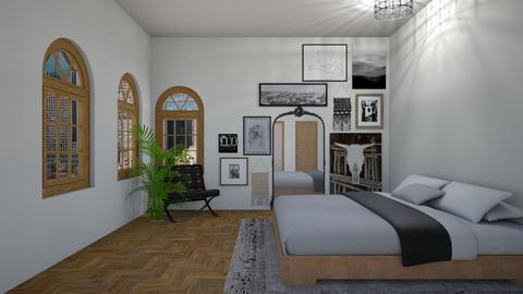 roomtcd - Bedroom - by rosej