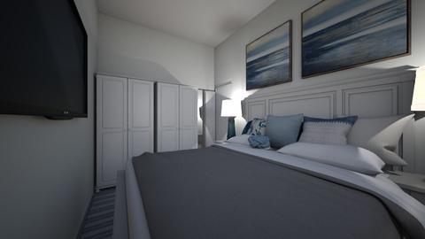 Ben Room  - Bedroom  - by Stefsym