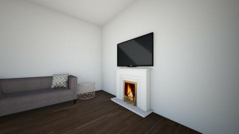 nice trendy living space - Living room - by disneykid52