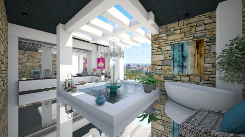 luxy - Modern - Bathroom  - by peterlo