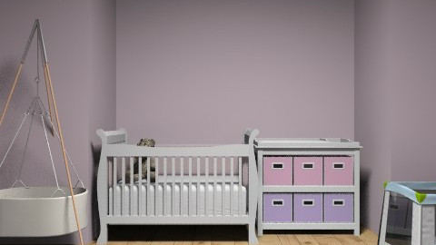 nursery - Classic - Kids room  - by Braun_Twins