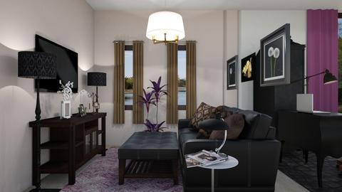650sqft Living Room - Living room - by Gab71892