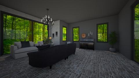 _c o u n t r i f i e d_ - Country - Living room  - by Marlisa Jansen