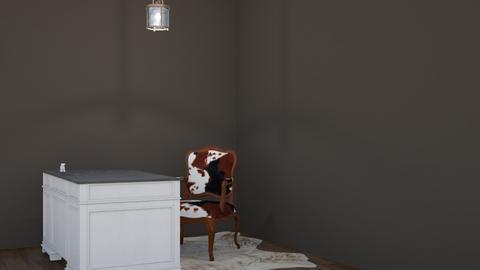 careers room  - Country - Bedroom  - by CadenceEllis