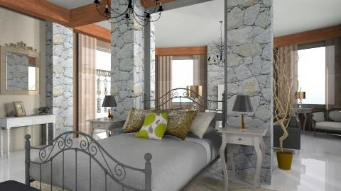 háló - Classic - Bedroom - by ozsvatgabi