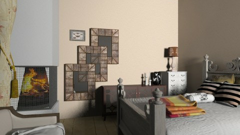 victo self - Classic - Bedroom  - by Veny Mully