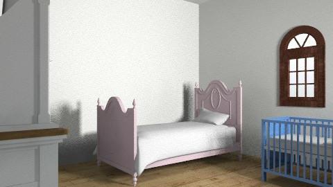 inci oda - Classic - Kids room  - by incioda