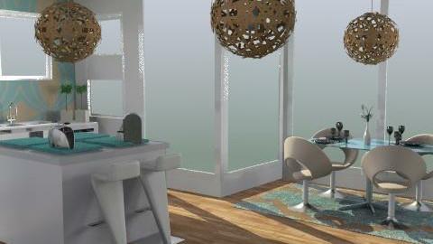 kitchen - Minimal - Kitchen  - by titania