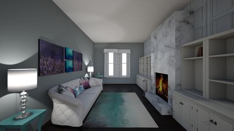 Livingroom2 - Living room - by MarlanaWellman